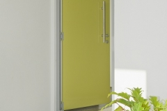 Entry Door Flush panel Jennian